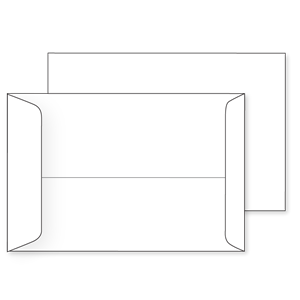 6x9 Catalog Envelope