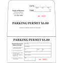 "Parking Permit Collection Envelope (4.25"" x 6.5"") - Sold Per 1000"