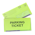 Parking Ticket Envelopes With Window - Sold Per 1000